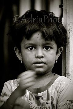A child's life in India