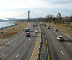 Belt Parkway, Brooklyn, NY - I hate the Belt! Brooklyn Girl, Brooklyn New York, New York City, Brooklyn's Finest, Manhattan, Queens New York, Long Island Ny, Famous Places, City Maps