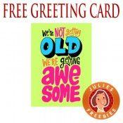 Free CardStore.com Greeting Card