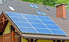 Solar Energy News Uk. Deciding to go eco friendly by changing over to solar energy is probably a good one. Solar energy is now being viewed as a solution to the worlds electricity demands. Small Solar Panels, Solar Energy Panels, Solar Panels For Home, Best Solar Panels, Installation Solaire, Solar Panel Installation, Diy Solar, Solaire Diy, Solar Roof Tiles