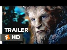 Beauty and the Beast Official Trailer 1 (2017) - Emma Watson Movie - YouTube