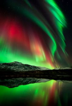 43 Beautiful Examples Of Night Scenes With Aurora In The Sky | World inside pictures