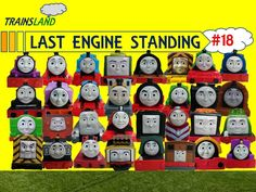 Last Engine Standing - Thomas and Friends Competition #18