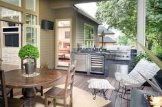 """See our internet site for more info on """"outdoor kitchen designs layout"""". It is an exceptional place to learn more. : See our internet site for more info on """"outdoor kitchen designs layout"""". It is an exceptional place to learn more. Small Outdoor Kitchens, Outdoor Kitchen Grill, Outdoor Grill Area, Outdoor Kitchen Countertops, Patio Kitchen, Outdoor Kitchen Design, Small Patio, Outdoor Spaces, Outdoor Living"""