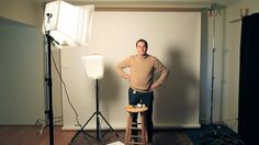 6 Tips for Setting Up a Home or Office Studio - Photography & Lighting T...
