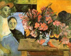 The Athenaeum - Te Tiare Arani (Paul Gauguin - )