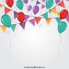 Más de un millón de vectores gratis, PSD, fotos e iconos gratis. Todos los recursos gratuitos exclusivos que necesitas para tus proyectos Happy Birthday Images, Happy Birthday Greetings, Birthday Wishes, Birthday Cards, Invitation Card Design, Invitation Cards, Party Invitations Kids, Eid Party, Ramadan Crafts
