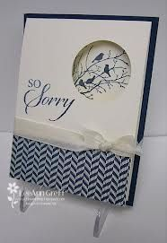 Sympathy : Serene Silhouettes Stampin' Up Serene Silhouettes, Stamping Up Cards, Bird Cards, Get Well Cards, Masculine Cards, Cute Cards, Easy Cards, Creative Cards, Greeting Cards Handmade