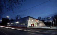 Supermarket - Climate Protection Supermarket _ LOVE Architecture by PortlandDevelopments, via Flickr