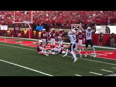 VIDEO: Watch BYU's Tanner Mangum throw game-winning hail mary to Mitch Mathews - Vanquish The Foe
