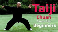 TaiJi chuan for beginners -Tai Chi Canon Fist 2 Chen style Lesson 8 Self Defense Moves, Self Defense Martial Arts, What Is Tai Chi, Tai Chi Video, Learn Tai Chi, Tai Chi Exercise, Tai Chi For Beginners, Martial Arts Techniques, Qigong