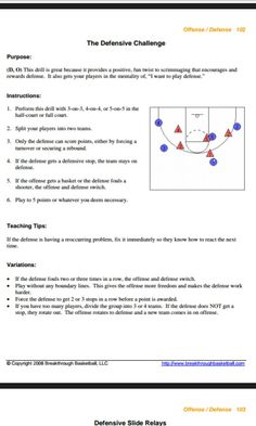 High school basketball tryout drills pdf
