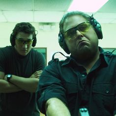 Jonah Hill and Miles Teller in War Dogs (2016) - Click to expand