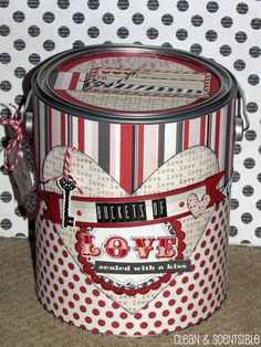 Clean & Scentsible: Buckets of Love
