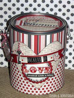 <3 Bucket of Love <3