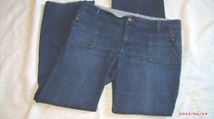 NICE $8.49 FOR GAP JEANS-SIZE 14-SEE THESE AND MORE AT:  http://4SeasonsDesignerJeans2013.webstoreplace.com