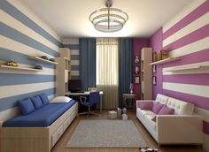 Child& design for a boy - photo ideas for arranging a functional children& room Boy And Girl Shared Room, Teen Boy Rooms, Shared Rooms, Girl Room, Small Room Bedroom, Girls Bedroom, Bedroom Decor, Small Rooms, Bedroom Ideas