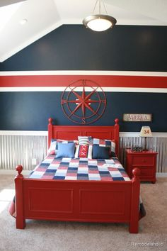great with bedroom painting - Painting Ideas For Boys Room