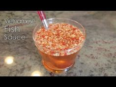 Vietnamese sweet fish sauce! This can be used as a dipping sauce or a dressing. Not all fish sauces are created equal! There are different versions of Vietnamese fish sauce that pair well with different kinds of dishes.     So what is it that makes this one special? Watch to find out! :)    ...