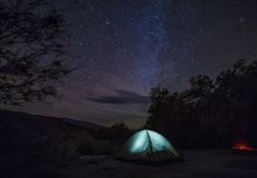 Camping Under The Stars Hd Live Wallpaper Galaxy Images Cinemagraph Free Animated Wallpaper