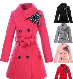 Coats i have the red one