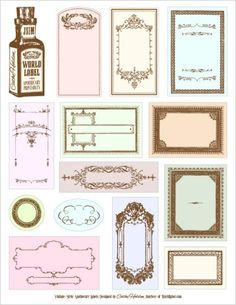 Obsessed with Amazing Free Online Printables.. Send Help! | The Creativity Exchange