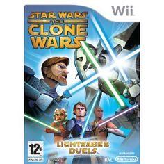 Lucas arts Star Wars The Clone Wars Lightsaber Duels Wii Star Wars - The Clone Wars Lightsaber Duels - Nintendo Wii Game (Barcode EAN = 0023272006938). http://www.comparestoreprices.co.uk//lucas-arts-star-wars-the-clone-wars-lightsaber-duels-wii.asp