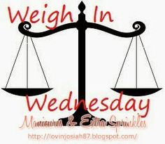 """I added """"Manicures and Extra Sprinkles: Weigh In Wednesday """" to an #inlinkz linkup!http://lovinjosiah87.blogspot.com/2014/02/weigh-in-wednesday-new-link-up-here.html"""