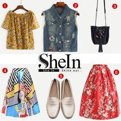 Review + Wishlist Shein.com   Vintage Pri
