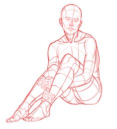 Ideas for drawing poses sitting book Body Reference Drawing, Drawing Body Poses, Figure Drawing Reference, Anatomy Reference, Hand Reference, Anatomy Art, Anatomy Drawing, Anatomy Poses, Drawing Art