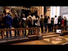 "▶ Drake Choir performs ""Os Justi"" - YouTube. ""Os Justi"" in the Hereford Cathedral - Hereford, Herefordshire, England. My college choir - best trip of my life."