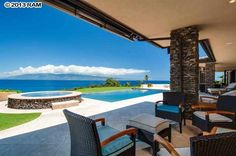 Spectacular #Kapalua Home in Plantation Estates. #Maui #Golf