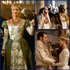 Queen Jane Seymour, The Tudors