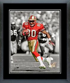 Jerry Rice Framed With double black matting Ready To Hang- Awesome & Beautiful-Must For A Championship Team Fan! All Teams Players Available-Please Go Through Description & Mention In Gift Message If Need A different Team-Choose Size Option! (16 x 20 inches Jerry Rice framed print) Art and More, Davenport, IA http://www.amazon.com/dp/B00NHQC6PG/ref=cm_sw_r_pi_dp_YC3wub1GS1DMH