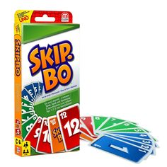 Spiel Skip-Bo - Geschenke von Geschenkidee