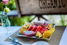 Green Papaya Organic Village, Phan Thiet, Vietnam