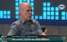 Fox Sports tem Zinho e equipe especial na retomada nacional das transmissões de futebol - http://anoticiadodia.com/fox-sports-tem-zinho-e-equipe-especial-na-retomada-nacional-das-transmissoes-de-futebol/
