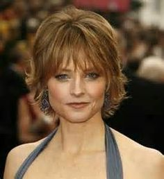 short hairstyles for thick hair - Google Search