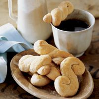 Easter Morning Biscuits -- I'd tweak the flour and sugar.
