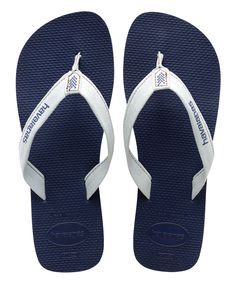 c8a240823 Havaianas Navy   White Urban Jeans Flip-Flop - Men
