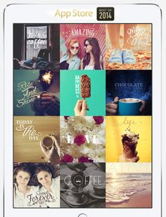 Typic - #Typography, Creative Quotes, #Photo Editor on the App Store