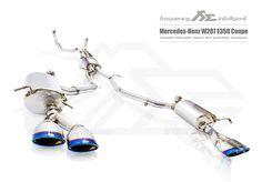 #Mercedes_Benz_w207_E350_Coupe Fi #exhaust / More: www.fi-exhaust.com / TEL : +886-2-26188966 / Email : info@fi-exhaust.com