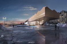 Finalist agps architecture — Guggenheim Helsinki Design Competition