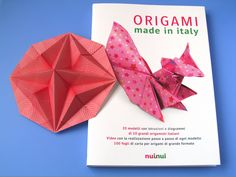 Stella in ottagono 2 - Octagonal Star 2 Designed and folded by Francesco Guarnieri. Diagrams in Origami Made in Italy, NuiNui: http://www.nuinui.ch/book/origami-made-in-italy/?id=44