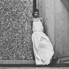 French Wedding Dresses by Laure de Sagazan