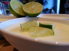 Slimming World Delights: Lemon and Lime Dessert