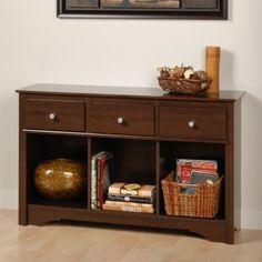Prepac Living Room Console $239.99