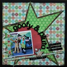 Scrapbooking Layouts by leanne