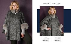 Toni Plus Fall 2017 Look Book Plus Size Designer Fashion Mallia Lisette L. Montreal www.toniplus.com