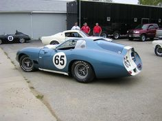 "topvehicles: ""The Forgotten Shelby Daytona Super Coupe. 1024x763 Source: Tha_Stig (reddit) """